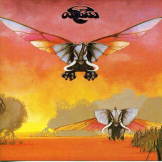 Osibisa - Osibisa (LP, Album, Gat)