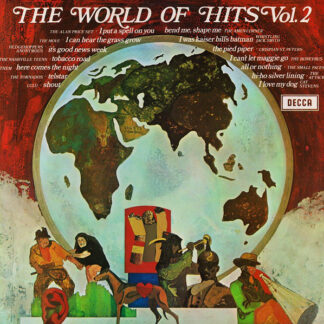 Various - The World Of Hits Vol. 4 (LP, Comp)
