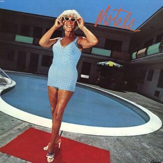 Motels* - Motels (LP, Album, Cap)