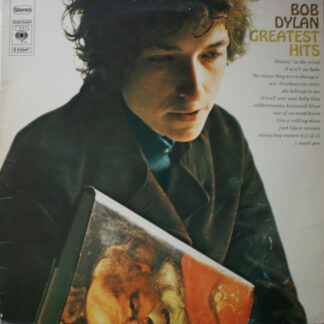 Bob Dylan - Greatest Hits (LP, Comp, RE)