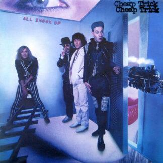 Cheap Trick - All Shook Up (LP, Album)
