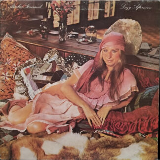 Barbra Streisand - Lazy Afternoon (LP, Album, Ter)