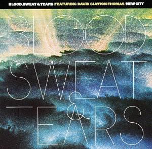 Blood, Sweat & Tears* Featuring David Clayton-Thomas - New City (LP, Album)