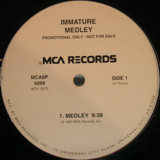 Immature - Medley (12