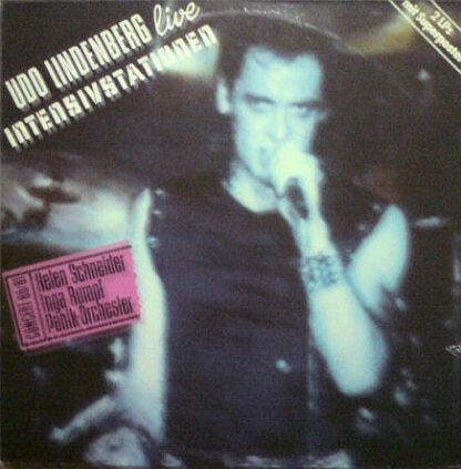 Udo Lindenberg - Live - Intensivstationen (2xLP, Album, Gat)