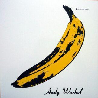 The Velvet Underground & Nico (3) - The Velvet Underground & Nico (LP, Album, RE, Pee)