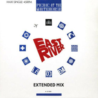 "Picnic At The Whitehouse - East River (Extended Mix) (12"", Maxi)"