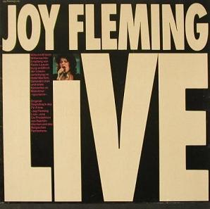 Joy Fleming - Live (LP, Album)