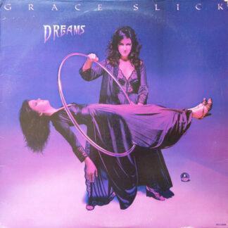 Grace Slick - Dreams (LP, Album)