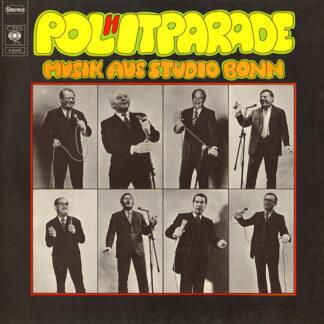 Various - Pol(H)itparade - Musik Aus Studio Bonn (LP)