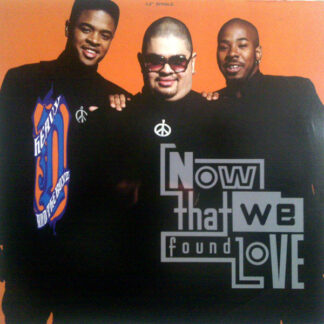 "Heavy D. & The Boyz - Now That We Found Love (12"", Single)"