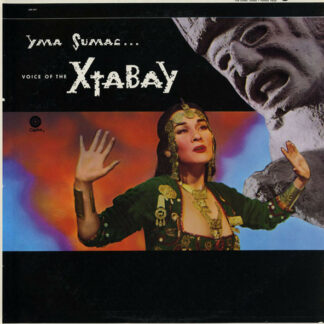 Yma Sumac - Voice Of The Xtabay (LP, Album, Comp, Mono, RE)