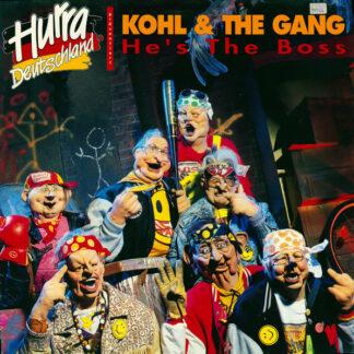 "Kohl & The Gang - He's The Boss (12"", Maxi)"