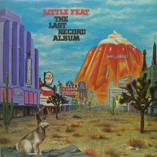 Little Feat - The Last Record Album (LP, Album)