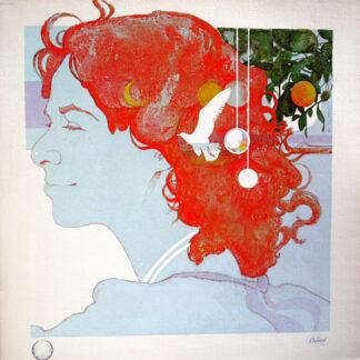 Carole King - Simple Things (LP, Album, Los)