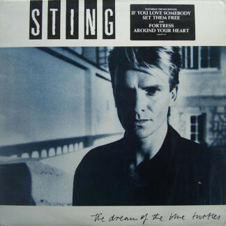 Sting - Bring On The Night (2xLP, Album)