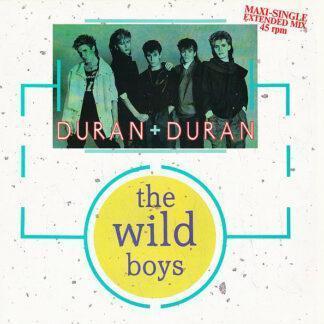 "Duran Duran - The Wild Boys (12"", Maxi, Pin)"