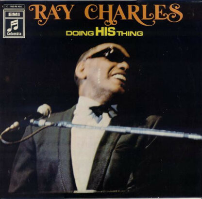Ray Charles - Doing His Thing (LP)