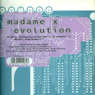 "Madame X* - Evolution (12"")"