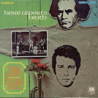 Herb Alpert And The Tijuana Brass* - Herb Alpert's Ninth (LP, Album)