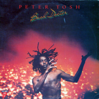 Peter Tosh - Bush Doctor (LP, Album)