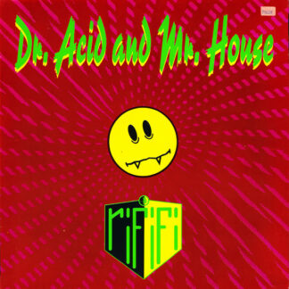 "Rififi - Dr. Acid And Mr. House (12"")"
