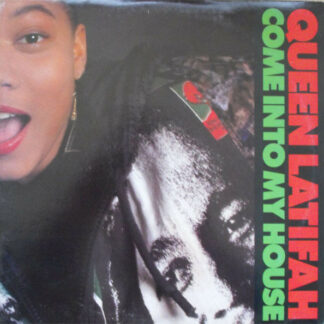 """Queen Latifah - Come Into My House (12"""")"""