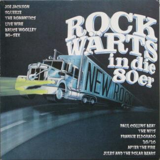 Various - Rockwärts In Die 80er (LP, Comp)