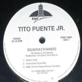 "Tito Puente Jr. - Guarachando (12"", Promo)"