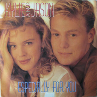"Kylie* And Jason* - Especially For You (7"", Single)"
