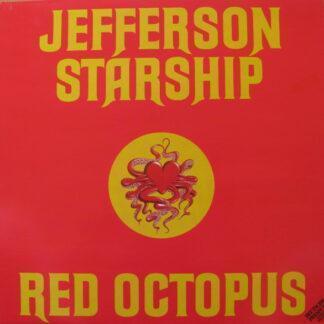 Jefferson Starship - Red Octopus (LP, Album, RE)