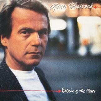 Glenn Shorrock - Villain Of The Peace (LP, Album)