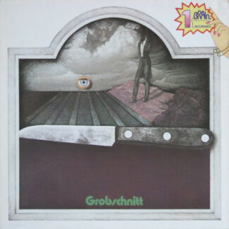 Grobschnitt - Grobschnitt (LP, Album, RE)