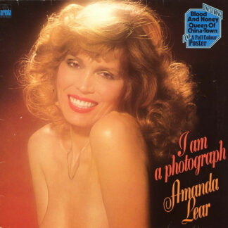 Amanda Lear - I Am A Photograph (LP, Album, RE, Fou)