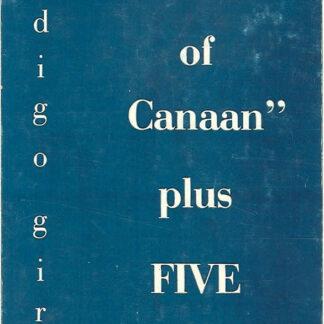 "Indigo Girls - ""Land Of Canaan"" Plus Five Live (12"", Promo)"