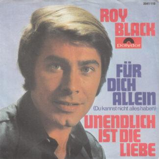 Roy Black - Meine Liebe Zu Dir / Schenk Mir Ein Souvenir (7