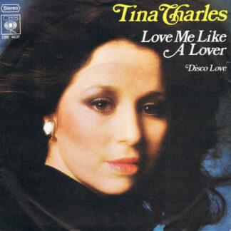 "Tina Charles - Love Me Like A Lover (7"", Single)"