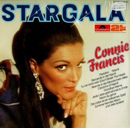 Connie Francis - Stargala (2xLP, Comp)