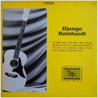 Django Reinhardt - Django Reinhardt (LP, Comp)