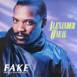 "Alexander O'Neal - Fake (12"", Single)"