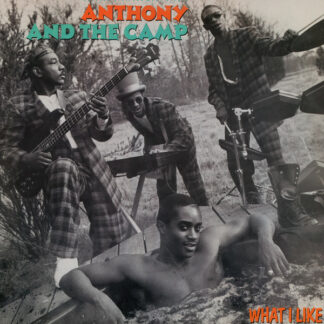 """Anthony And The Camp - What I Like (12"""")"""