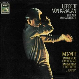 Wolfgang Amadeus Mozart - Die Zauberflöte (Grosser Querschnitt) (LP)