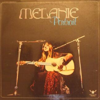 Melanie (2) - Portrait (2xLP, Comp, Gat)