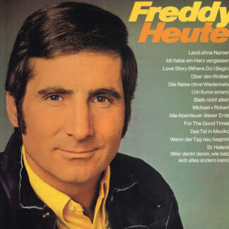 Freddy* - Heimweh Nach St. Pauli (LP, Album, Mono, Gat)