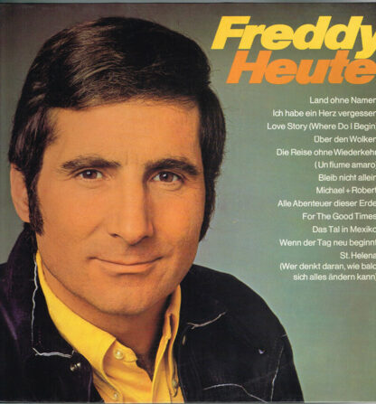 Freddy* - Freddy Heute (LP)