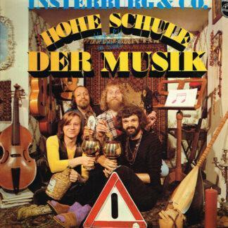 Insterburg & Co - Hohe Schule Der Musik - High-Life Im Studio (LP, Album)