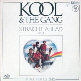 "Kool & The Gang - Straight Ahead (12"", Single, Ltd)"