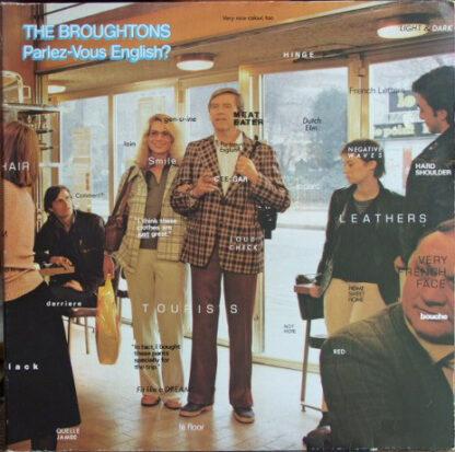 The Broughtons* - Parlez-Vous English? (LP, Album, Gat)