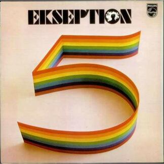 Ekseption - 5 (LP, Album, Gat)
