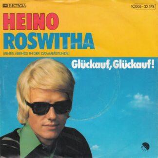 """Heino - Roswitha (Eines Abends In Der Dämmerstunde) (7"""", Single)"""